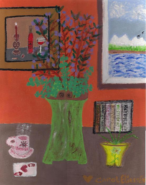 Solitude Print by Carol  Eliassen