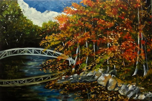 Mark Malone - Somersville Bridge Maine