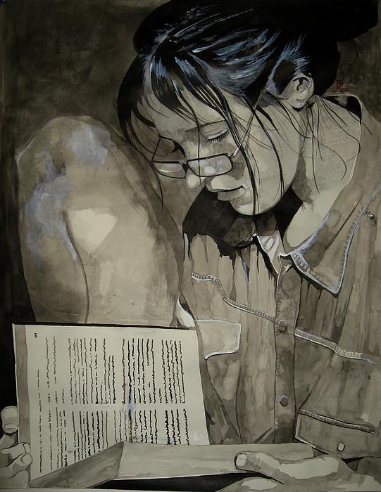 Ray Agius - Sonja in Grey
