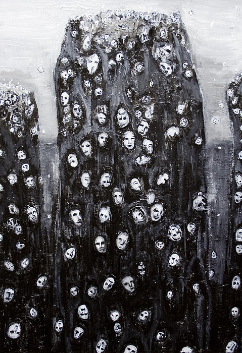 Soul Groups Print by Kazuya Akimoto