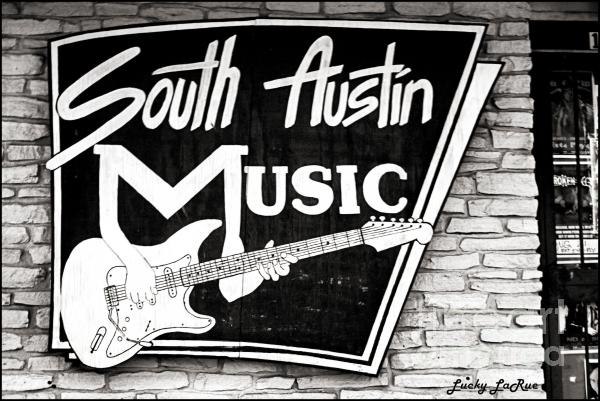 South Austin Music Photograph