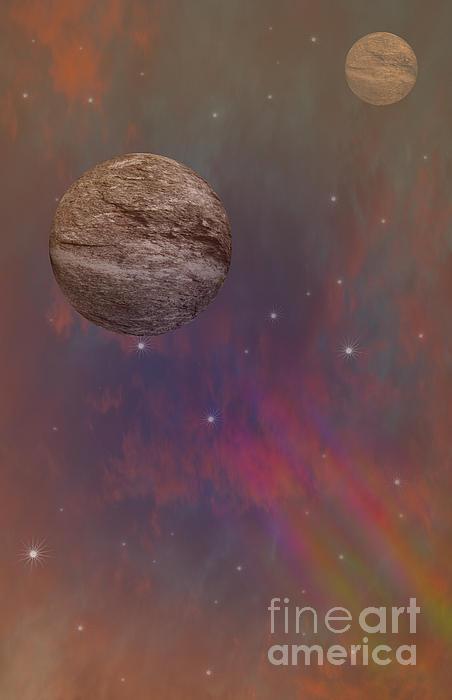 Space Print by Brian Roscorla