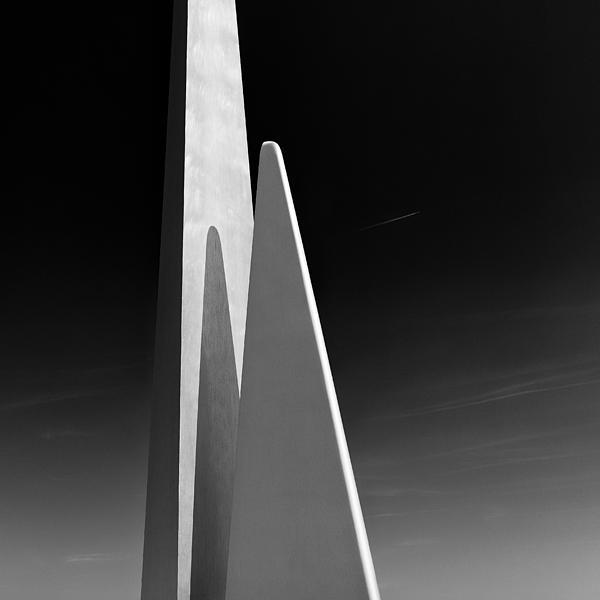 Space Port Print by David Bowman