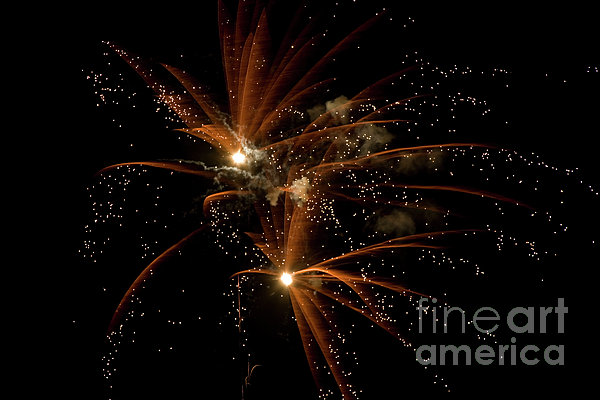 Sparkles Print by Jeannie Burleson