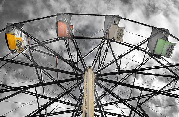 Rosanne Nitti - Spectrum Ferris Wheel