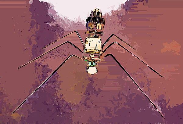 Max Shkoropado - Spider #1
