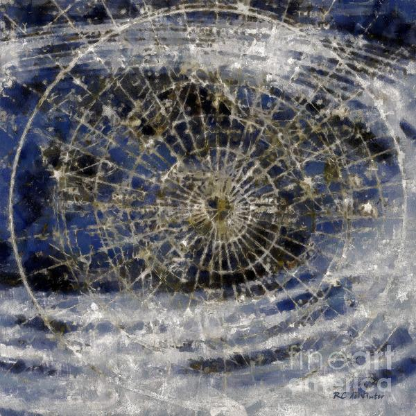 Spinning Away Print by RC DeWinter