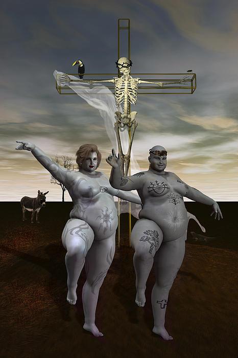 Quim Abella - Spiritual Exercises