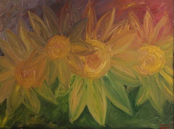 Spring Bloom Print by Shadrach Ensor