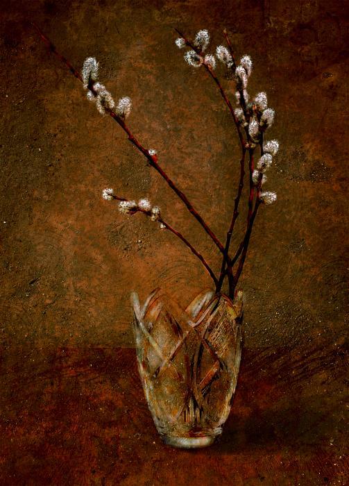Spring Bouquet Print by Svetlana Sewell