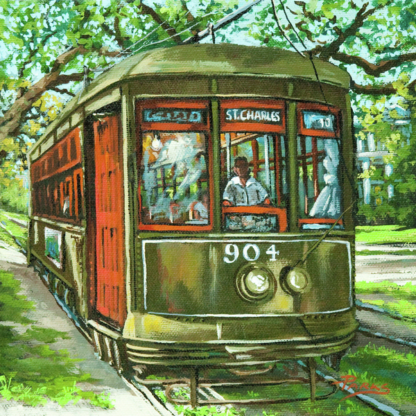 St. Charles No. 904 Print by Dianne Parks