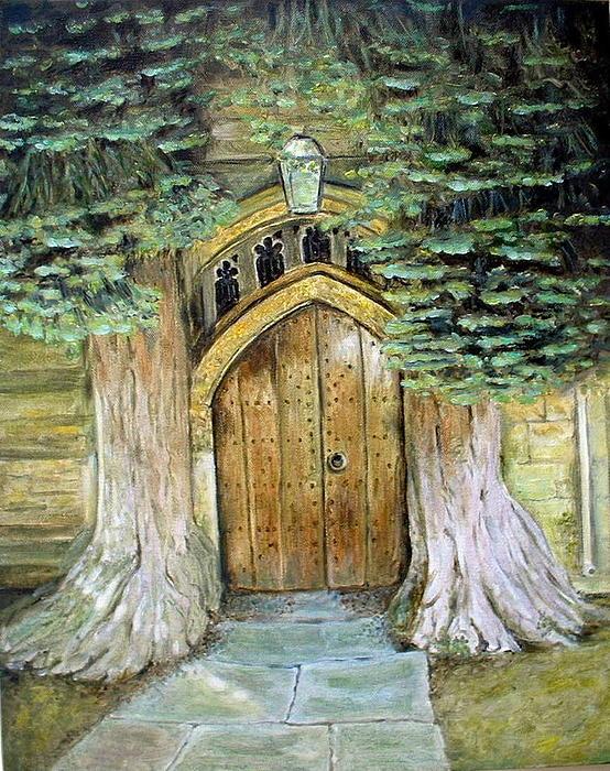 St Edwards Church Print by Pam Usher