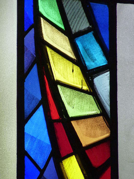 Jeanette Oberholtzer - Stained Glass