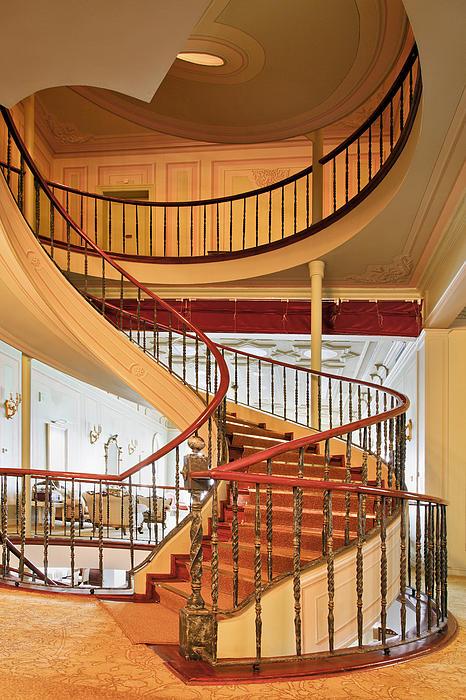 Staircase Hallway Landing By Kantilal Patel