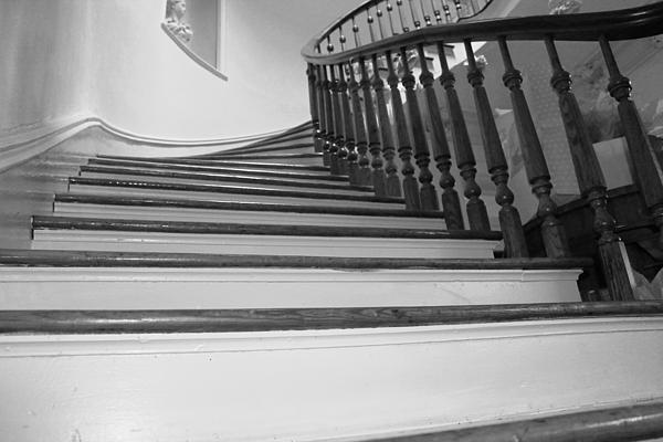 Staircase Print by Lauren Branscome
