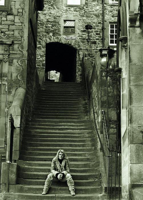 Dawid Jaron - Stairs to Edinburgh
