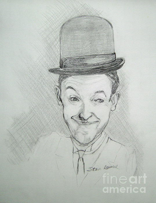 Nancy Rucker - Stan Laurel