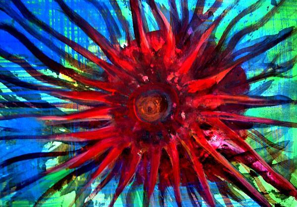 Starfish 02 Print by Aquira Kusume