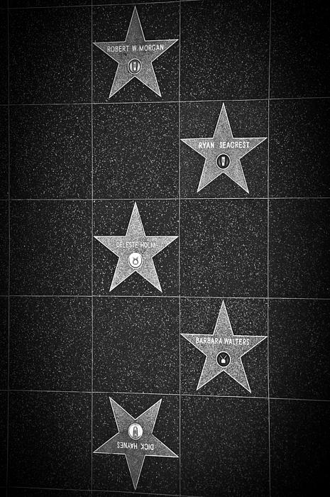Stars Print by Ralf Kaiser