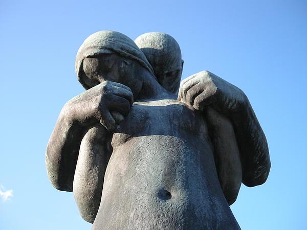Bonnie Goedecke - Statue from Vigeland Statue Park