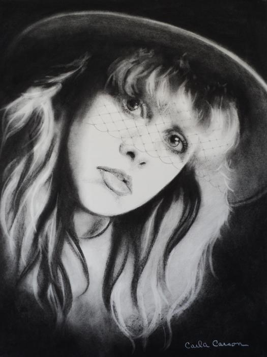 Carla Carson - Stevie Nicks of Fleetwood Mac Has Anyone Ever Written Anything For You