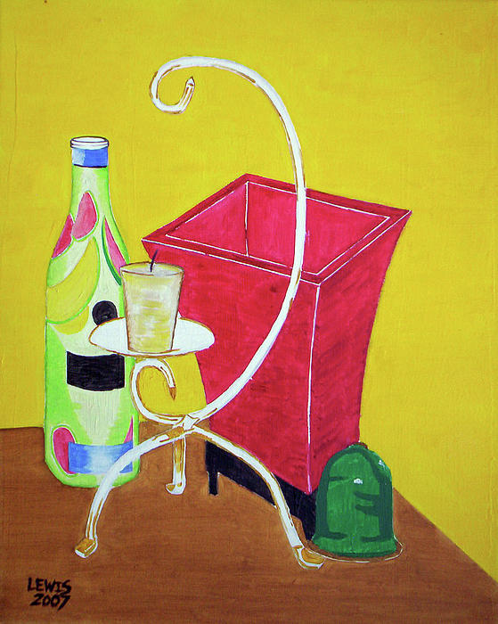 Still Life Painting  - Still Life Fine Art Print