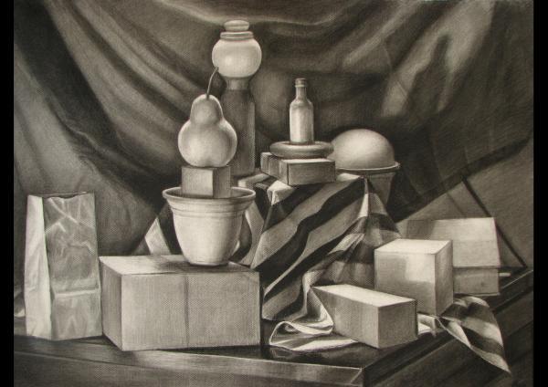 Still Life Research - Mackenzies Art