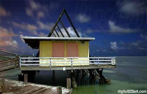 Stilthouse No 1 Photograph