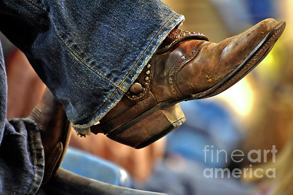 Joan Carroll - Stock Show Boots I