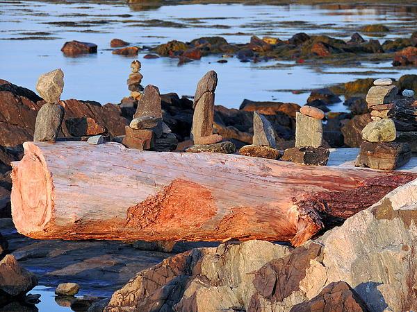 Marcia Lee Jones - Stonehenge of Rye NH