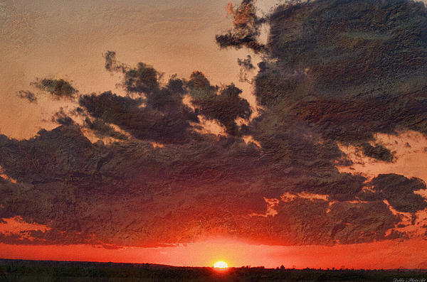 Debbie Portwood - Stony Clouds