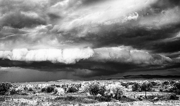 Storm Clouds Print by Greg Jones