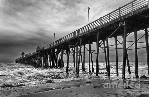 Eddie Yerkish - Storm Clouds Over The Pier