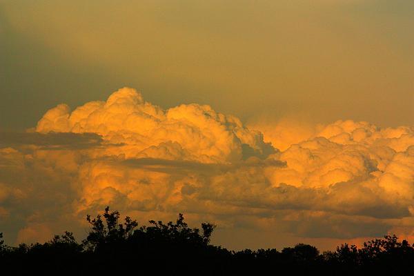 Richard Stillwell - Storm Clouds