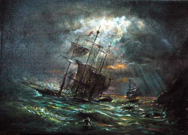 Vladimir Kuznetzov - Storm