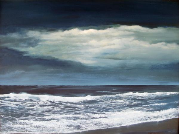 Storms Never Last Print by Ken Ahlering