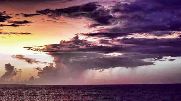 Stormy Weather Print by Douglas Barnard