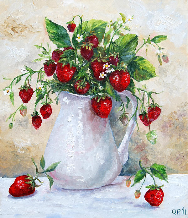 Olga Pimenova - Strawberries