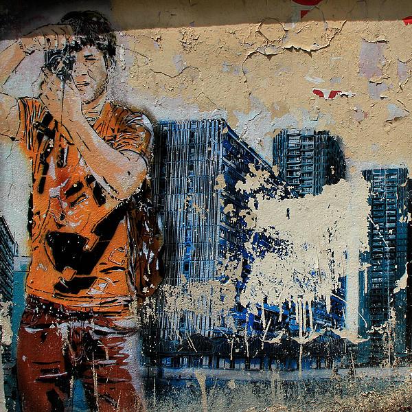 Andrew Fare - Street Art 3