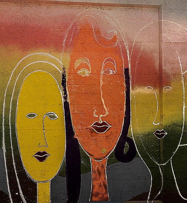 Roger Lapinski - Street Art III