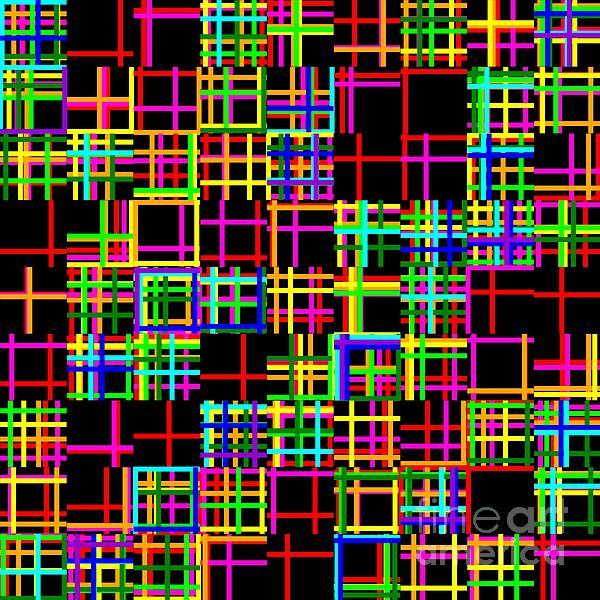 Ron Brown - Sudoku Random Criss-Crossed Lines