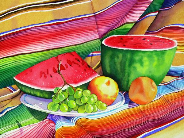 Ada Astacio - Summer Colors