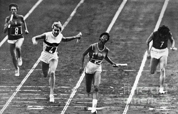 Summer Olympics, 1960 Print by Granger