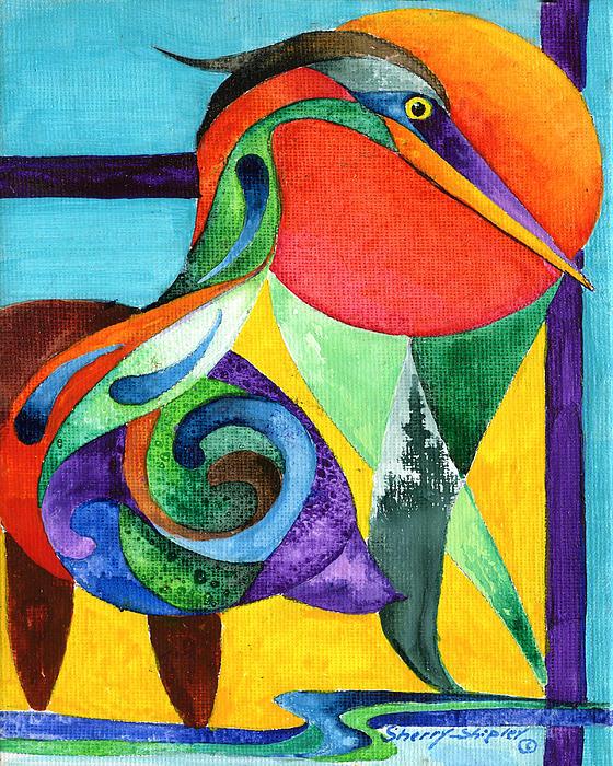 Sherry Shipley - Sun Bird