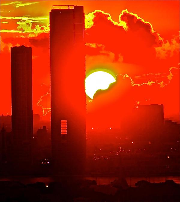 Ronald  Bell - sun set Miami Sept. 29 2012