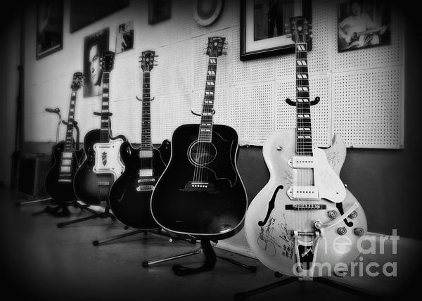 Sun Studio Classics 2 Print by Perry Webster