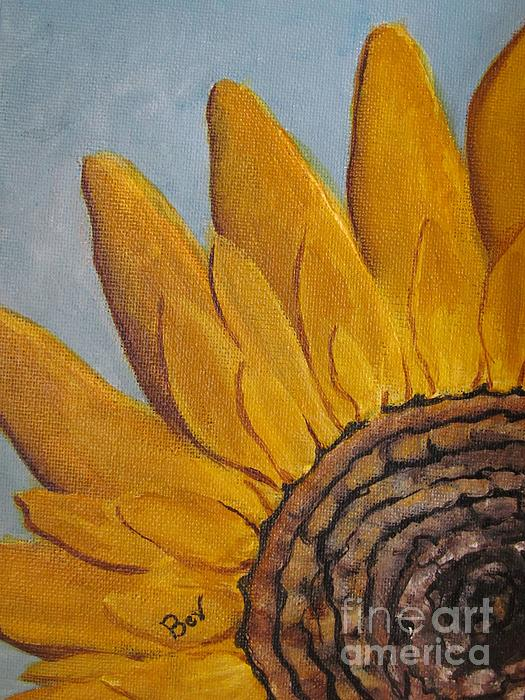 Beverly Livingstone - Sunflower 3