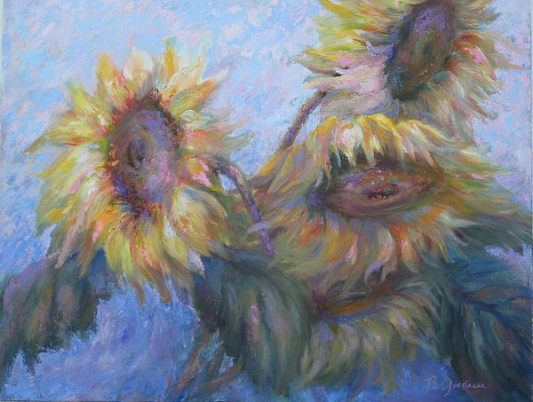 Bonnie Goedecke - Sunflowers