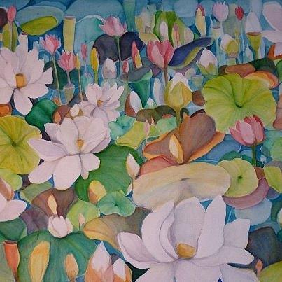 Margaret Pirrouette - Sunny Monday