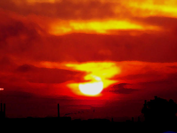 Sunrise 1 Photograph